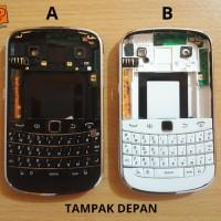 Casing BlackBerry BB Bold Touch 9900 Dakota / 9930 Montana Fullset