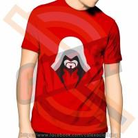 T-Shirt/Kaos - Original Design - Ezio