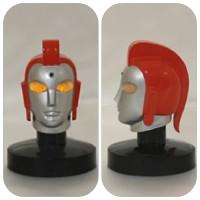 Action Figure PVC UMC Ultraman Mask Yulian