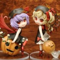 Figure Nendoroid Remilia and Flandre Scarlet Anime Touhou Project