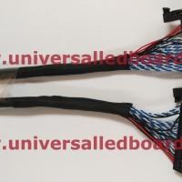 LVDS RE51P Dual chanel 8 Bits