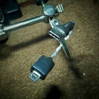 Anjay USB C to micro usb