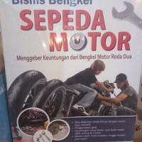 Bisnis bengkel sepeda motor menggeber keuntungan dari bengkel roda dua