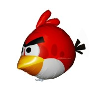 TheUs Air Swimmer Flying Fish Angry Bird - merah