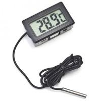 Jual Thermometer / Termometer Digital pengukur suhu digital Aquarium Probe Murah