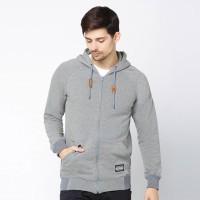 Jaket Sweater Hoodie Zipper The DND EXE SIZLING