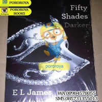 Novel FIFTY SHADES DARKER (Sequel FIFTY SHADES OF GREY)