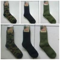 kaos kaki outdoor tebal, kaos kaki tentara / TNI, panjang sebetis,