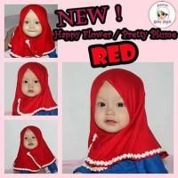 Jual aurora baby hijab jilbab bayi kerudung bayi hijab bayi turban bayi Murah
