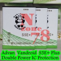 Baterai Advan Vandroid S5e+ S5-e+ Rakkipanda Double Power Protection
