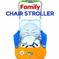 KURSI MAKAN BAYI /FAMILY CHAIR STROLLER