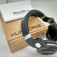 harga Bluedio Turbine T2+ Hurricane Bluetooth Headphone Original - Hitam Tokopedia.com