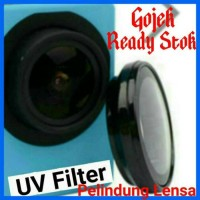 Jual UV Filter Lens for Action Camera Eken H9,V3, Kogan, SJCam, F60, Onix Murah