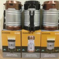 Harga lentera tarik lampu senter sx 9598 cahaya   antitipu.com