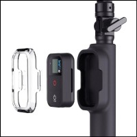 lucu Monopod Tongsis Selfie Wireless Remote Bluetooth Hero 3 keren