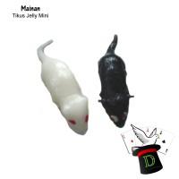 Tikus Jelly Mini   Mainan   Joke   Iseng   Dimen Shop