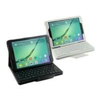 Flip Case Keyboard Bluetooth Cover Casing Samsung Galaxy Tab A 9.7