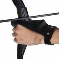 Hand Guard Kulit Panahan Best Quality