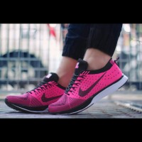 Nike Fly Knit Racer Pink