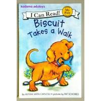 Harga my first i can read biscuit takes a walk buku import | antitipu.com