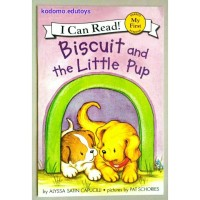Harga my first i can read biscuit and the little pup buku import | antitipu.com
