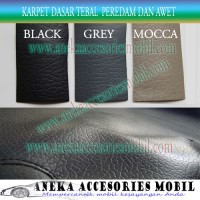 Karpet Dasar / Karpet Lantai Tebal Peredam Suzuki Aerio Diskon