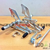 harga Underbone Type M-Sato Dragon 9 Kawasaki Ninja 150 R/RR - Silver Tokopedia.com