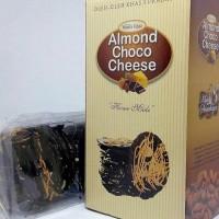 Jual ALMOND CHOCO CHEESE WISATA RASA / ALMOND CRISPY CHEESE / ALMOND CHOCO Murah