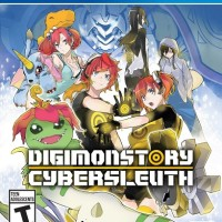 PS4 Digimon Story: Cyber Sleuth (R1)