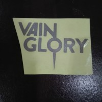 STICKER VAINGLORY | VAIN GLORY isi 2