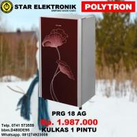 POLYTRON PRG 18 AG KULKAS 1 PINTU