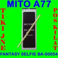 Baterai Mito A77 Fantasy Selfie BA00054 MCOM Batrai Batre Battery