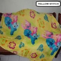 Harga Selimut Karakter Stitch DaftarHarga.Pw