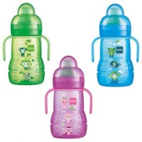 MAM Trainer with Spill Free Teat & Spout | Baby Training Cup
