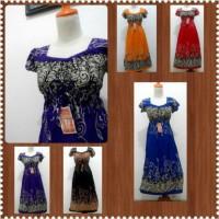 daster dea tato jodha/baju tidur/piyama/batik/dress rayon