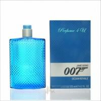 Parfum Ori Eropa nonbox James Bond 007 Ocean Royale EDT 125 Ml