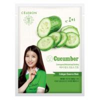 Celebon Cucumber Collagen Essence Mask