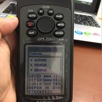 Garmin GPS 72H