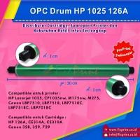 OPC Drum HP CP1025 CE314A (126A) Black / Color Drum Unit