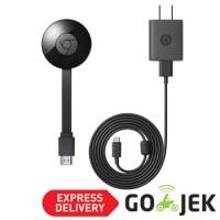 Google Chromecast 2 HDMI Streaming Media Player 100% ORIGINAL