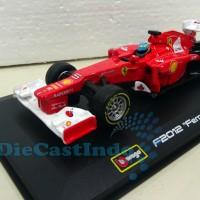 Bburago - Ferrari F2012 Fernando Alonso No. 5 Skala 1:32