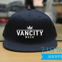 TOPI SNAPBACK VANCITY WEED - JASPIROW SHOPPING