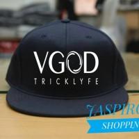 TOPI SNAPBACK VGOF TRICKLYFE - JASPIROW SHOPPING