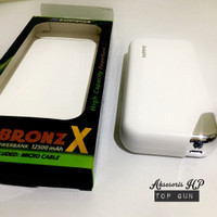 Power Bank Hippo 12.500 mAH BronzX