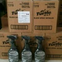 Turtle Wax Black Spray Detailer (Pengkilap Cat Hitam)