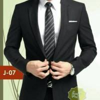 jas formal buat ngantor,nikah,seminar ,dll (J 07 black )