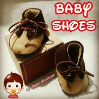 K-3 Baby Shoes