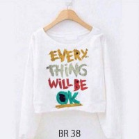sweater everything will be ok!