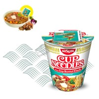 Nissin Cup Noodles Sop Buntut Klasik by William Wongso [Limited Ed]