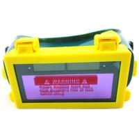 Kacamata Las Safety Solar Auto Darkening Otomatis